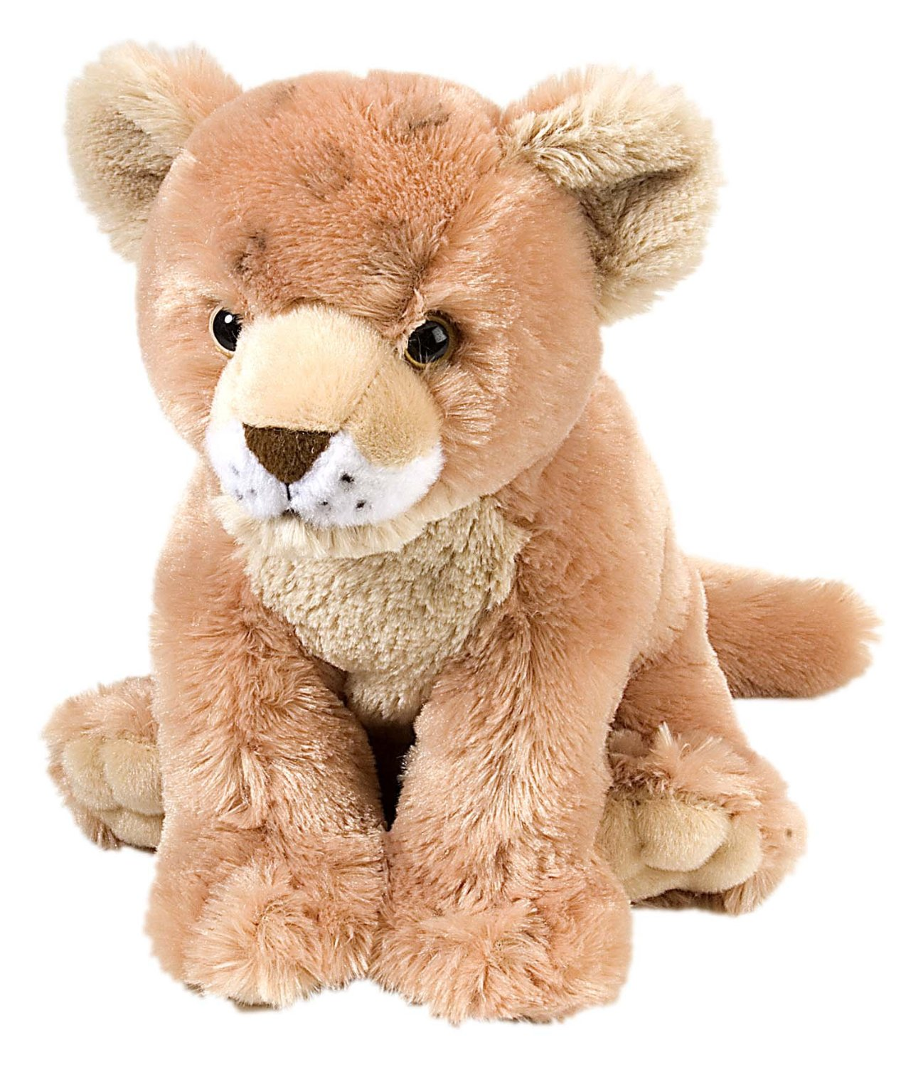 Cute Lion Cub - Fully Customisable Plush