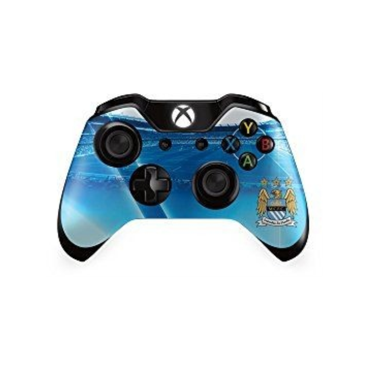 inToro Manchester City FC Skin for Xbox One Controller