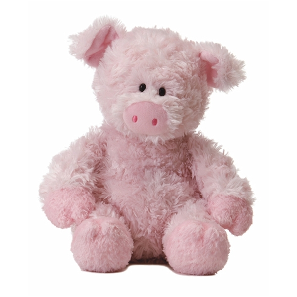 Cuddly Piggy - Fully Customisable Plush