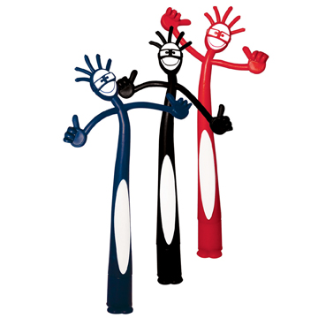 Bendy Dude Pen / Promotional product fully customized  to your requirement UK Supplier