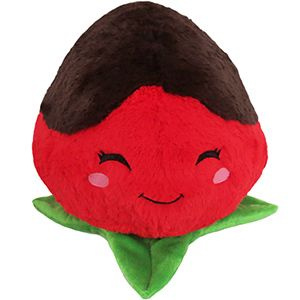 Cute Chocolate Strawberry ?- Fully Customisable Plush