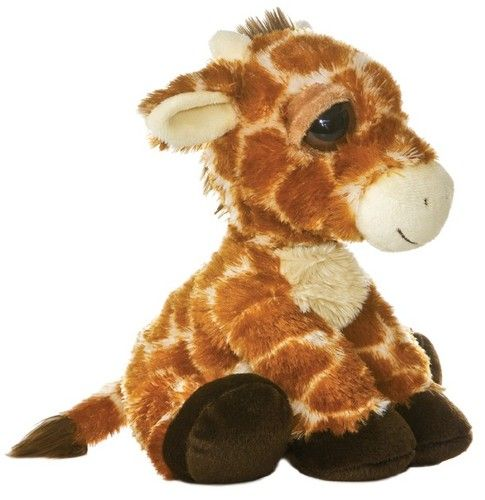 Cute Baby Giraffe - Fully Customisable Plush