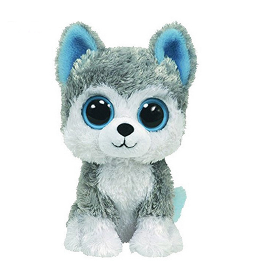 Cute Little Husky? - Fully Customisable Plush