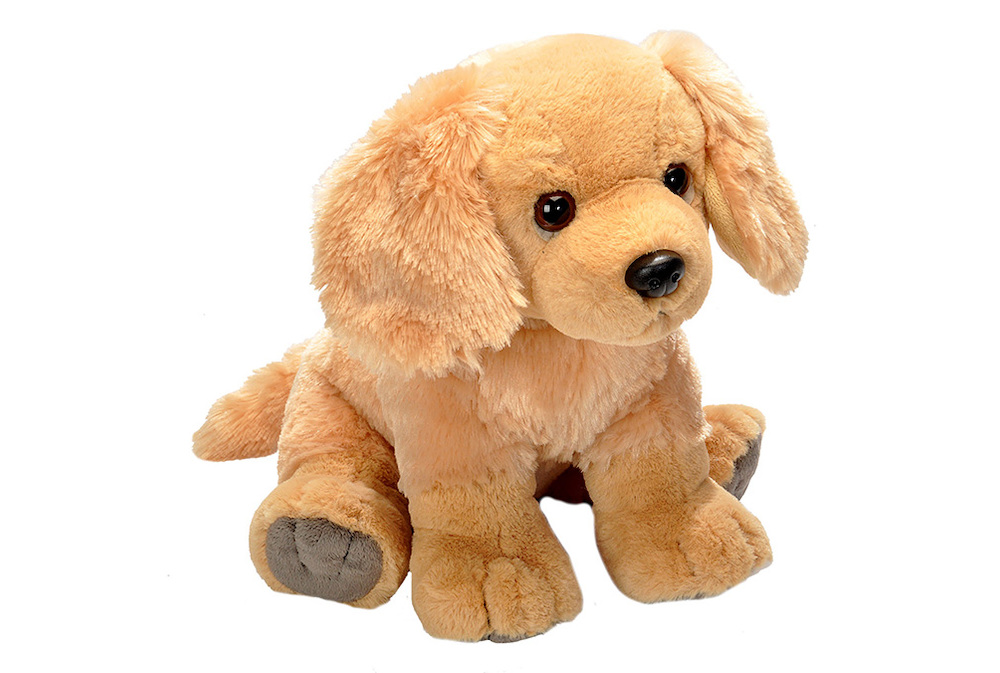 Goldie the Puppy ?Soft Toy- Fully Customisable Plush