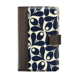 Orla Kiely Book Case Kindle Fire - Acorn Cup