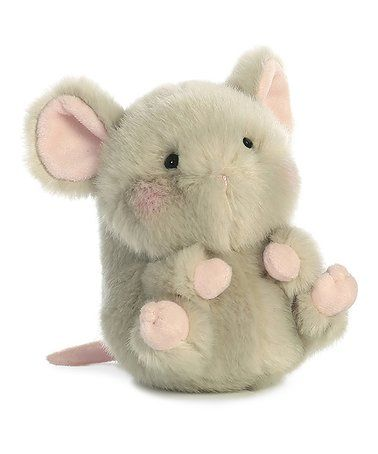 Cute Gerbil ?- Fully Customisable Plush
