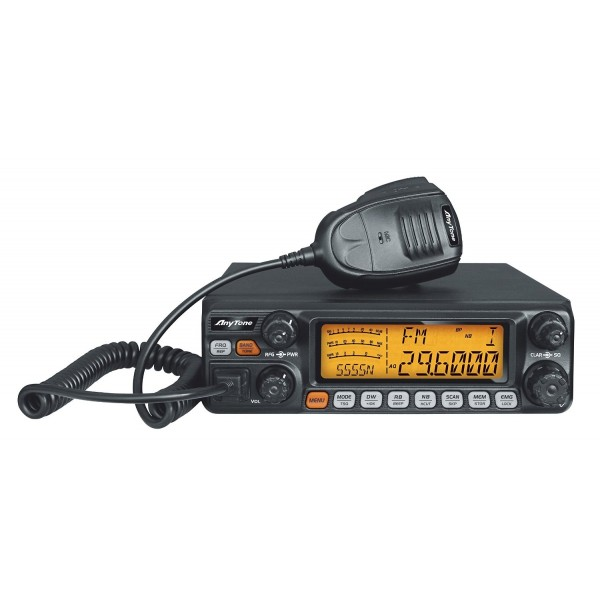 ANYTONE AT-5555N 10M MOBILE TRANSCEIVER