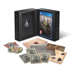 The Order 1886 Blackwater Collectors Edition PS4