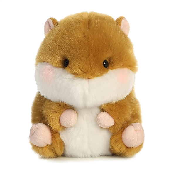 Harriet The Hamster ? - Fully Customisable Plush
