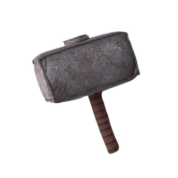 Thor's Hammer - Fully Customisable Plush