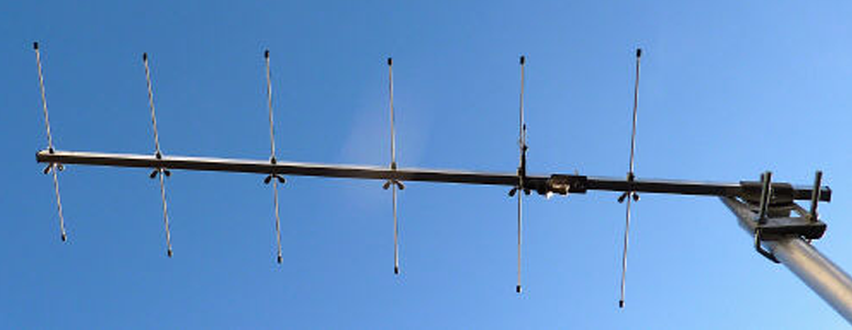 Sandpiper 6 Element 70cm Yagi Beam Antenna