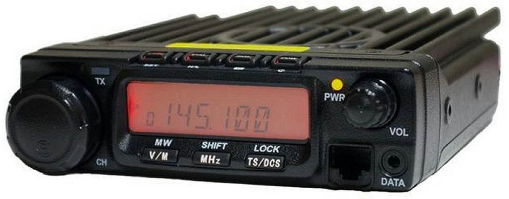 AnyTone AT588/66-88MHz - 70MHz FM transceiver 50w 1