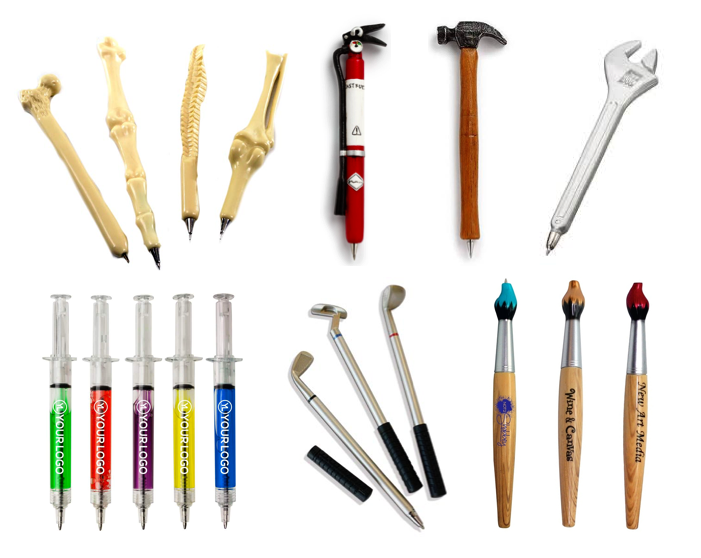 Create Your Own Pen - Bespoke - UK Supplier