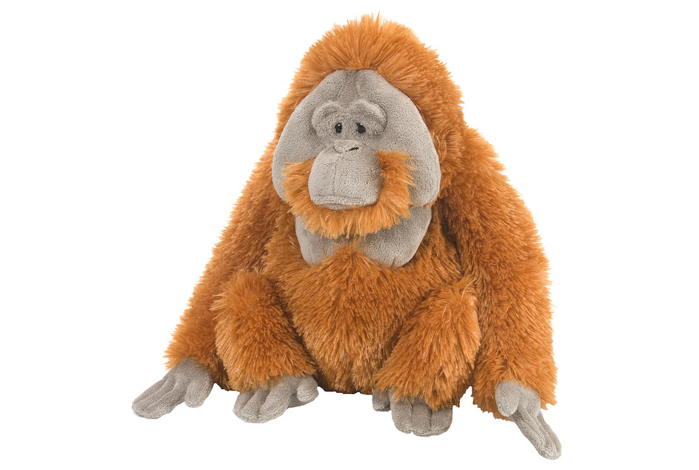 Cute Orangutan - Fully Customisable Plush