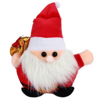 Cute Little Santa - Fully Customisable Plush