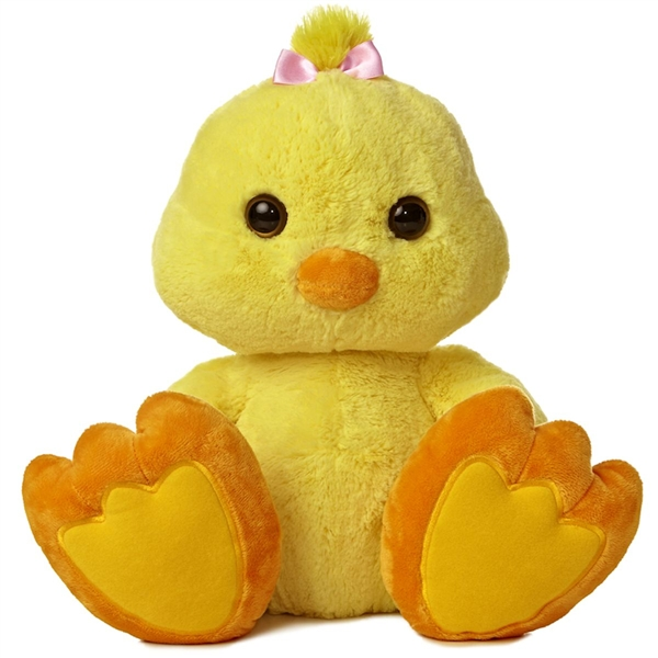 Bigfoot Chick - Fully Customisable Plush