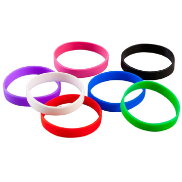 Silicone Wristband / Promotional product fully customized  to your requirement UK Supplier