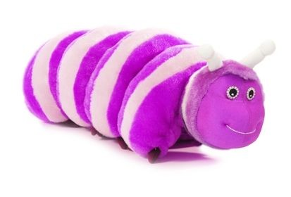 Kelvin The Caterpillar ?- Fully Customisable Plush