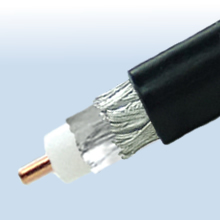 LBC600 High Quality Coax Cable For UHF VHF Frequencies
