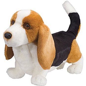 Bert Basset Soft Toy ?- Fully Customisable Plush