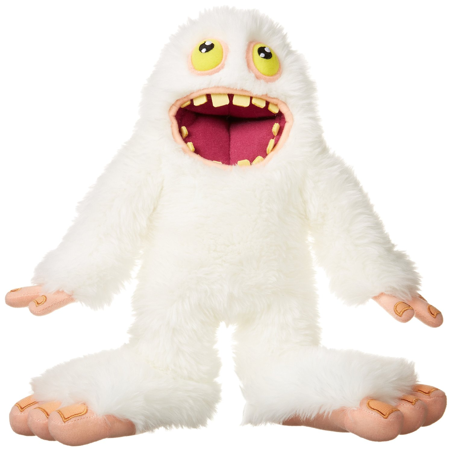 Cuddly Yeti - Fully Customisable Plush