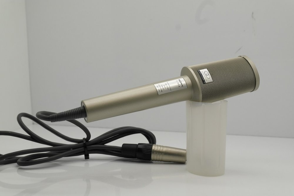 Second Hand Sony F-99A Dynamic Stick Microphone