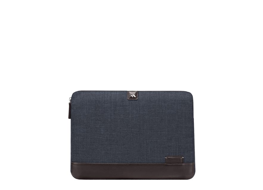 "Brenthaven Collins MacBook 11"" Sleeve Chambray"