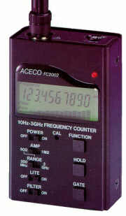 aceco frequency counter