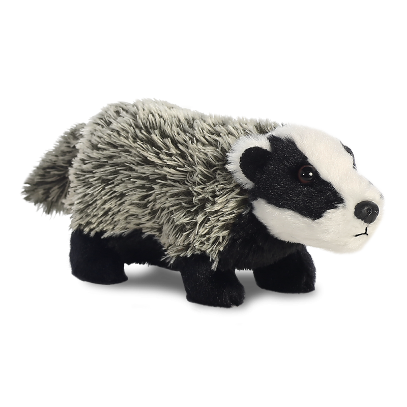 Boris The Badger ? - Fully Customisable Plush