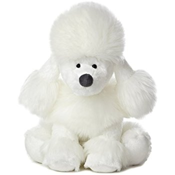 Lucy The Poodle ?- Fully Customisable Plush