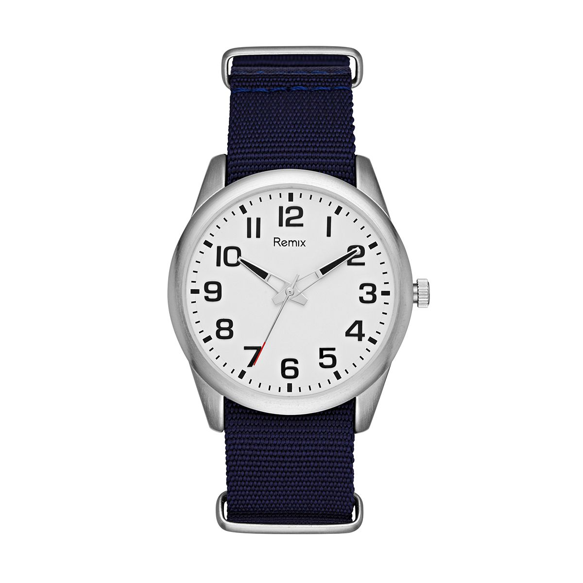 Navy Nylon Strap  / Promotional product fully customized