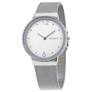 Freja Ladies Silver Stainless Steel Watch / Promotional product