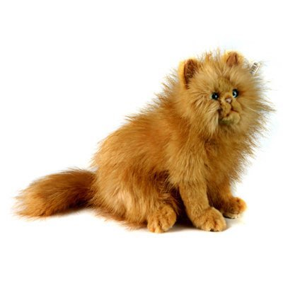 Cuddly Persian Cat- Fully Customisable Plush
