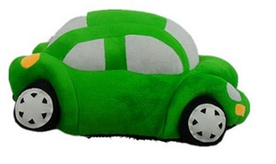 Cuddly Car 2 - Fully Customisable Plush