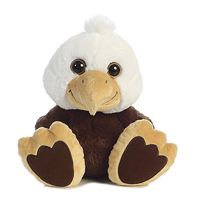 Baby Bald Eagle ?- Fully Customisable Plush