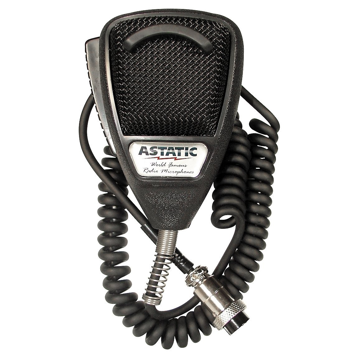 Astatic 636L Noise Cancelling CB Microphone Refurbished
