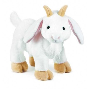 Cuddly Billy Goat - Fully Customisable Plush