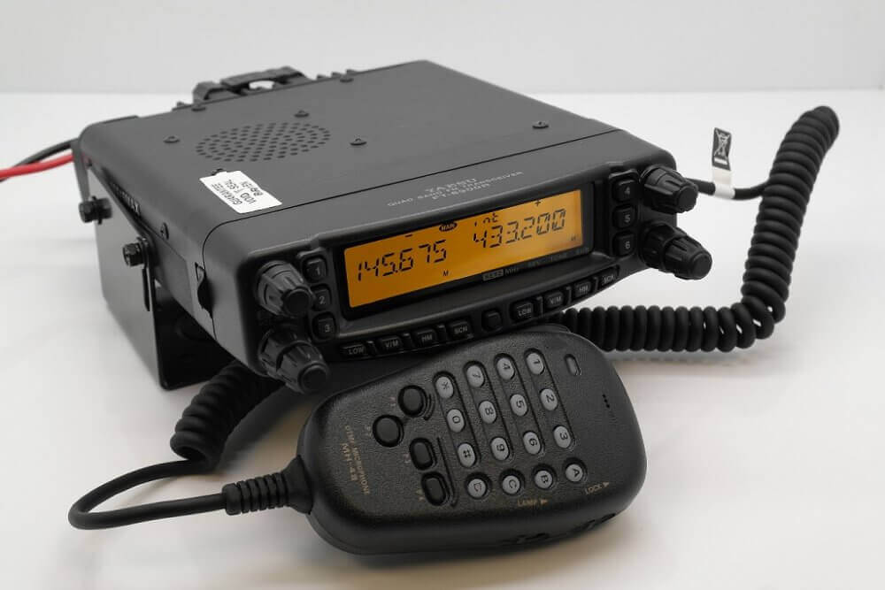 USED VHF/UHF TRANSCEIVERS