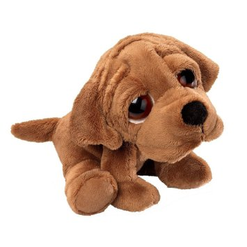 Sharpei Puppy - Fully Customisable Plush