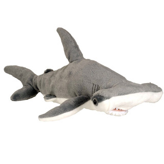 Cuddly HammerHead Shark - Fully Customisable Plush
