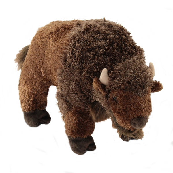 Cuddly Buffalo - Fully Customisable Plush