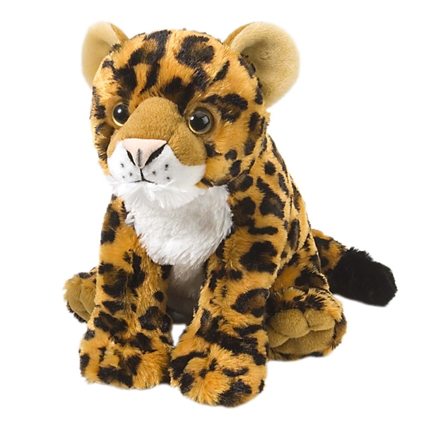Cute Leopard - Fully Customisable Plush