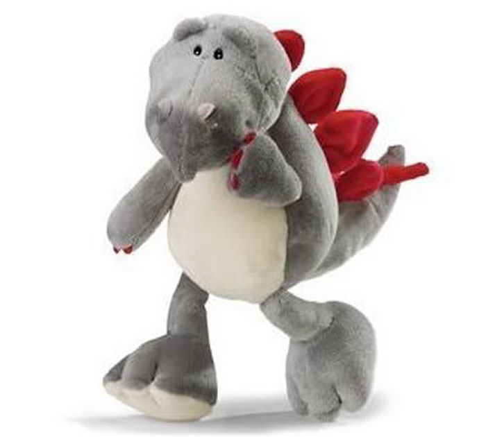 Cute Stegosaurus - Fully Customisable Plush