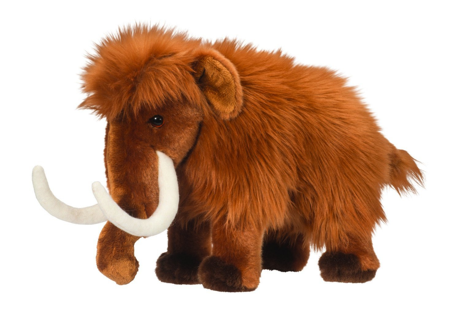Cute Mammoth - Fully Customisable Plush