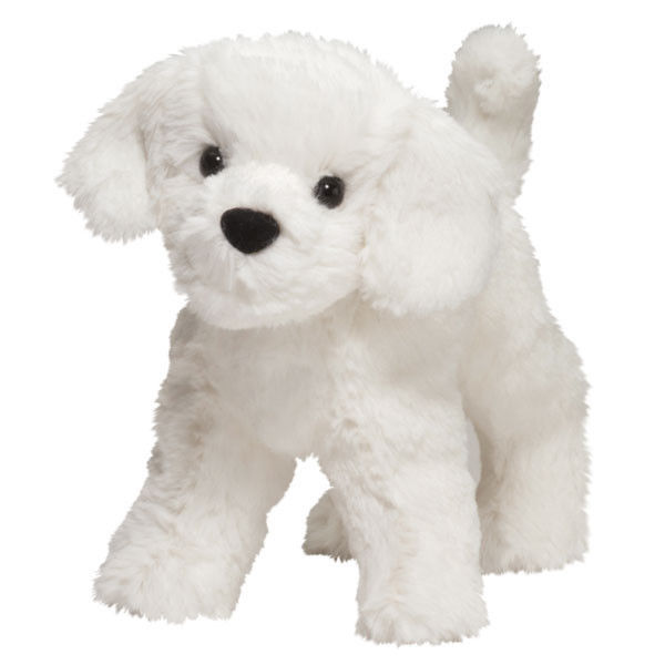 Cuddly Bichon Frise - Fully Customisable Plush