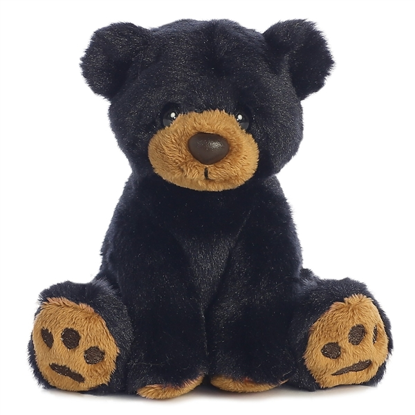 Cuddly Grizzly Bear Cub - Fully Customisable Plush