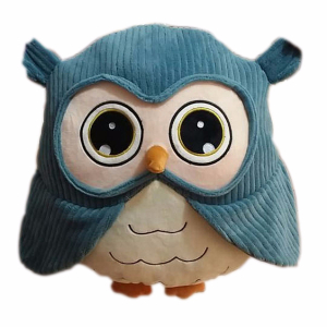 ?Hoots The Owl - Fully Customisable Plush