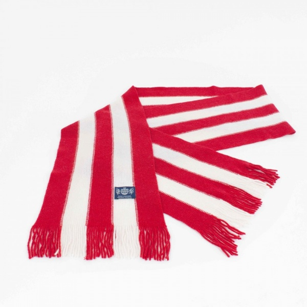 Football Scarf / Promotional product fully customized  to your requirement UK Supplier
