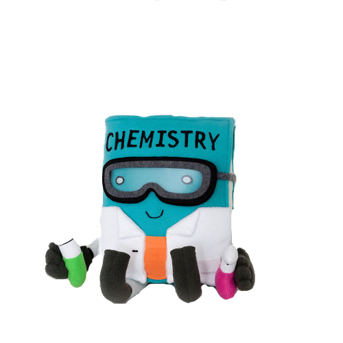 Cuddly Science Book - Fully Customisable Plush