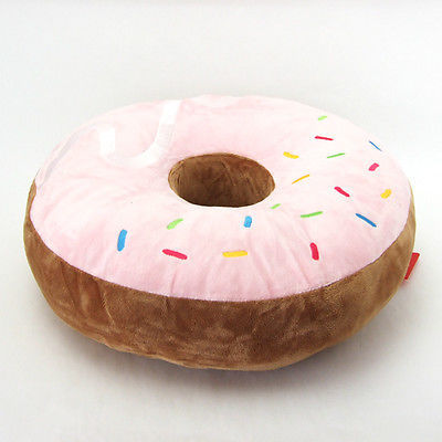 Donut Plush Toy - Fully Customisable Plush